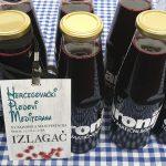 Sajam Hercegovački plodovi Mediterana sok od aronije