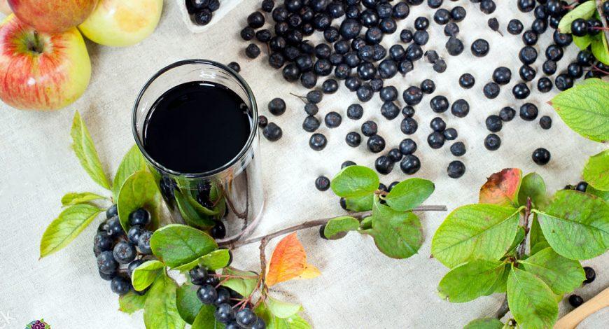 Fotografija sok i voće
