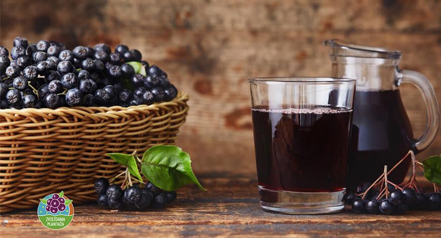 Kod kojih sve bolesti pomaže sok od aronije