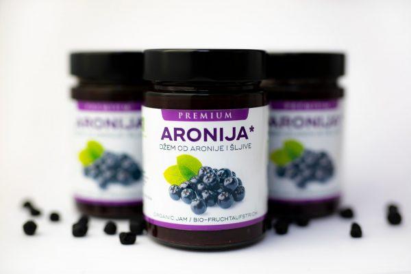 džem od aronije i šljive